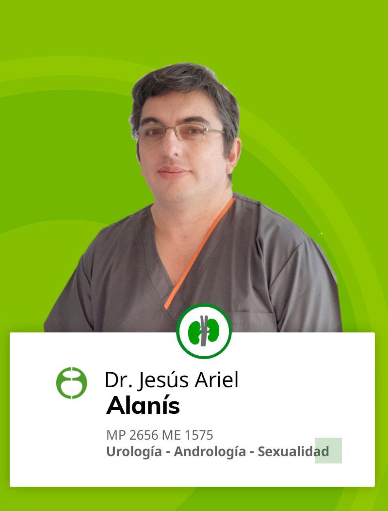Jesus Ariel Alanis Fundacion Faerac
